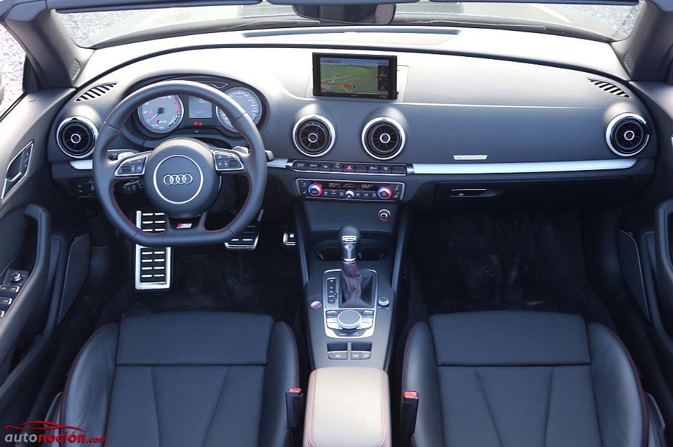 Prueba Audi S3 Cabrio 17