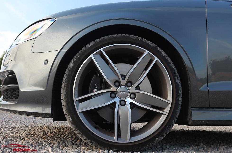 Prueba Audi S3 Cabrio 25