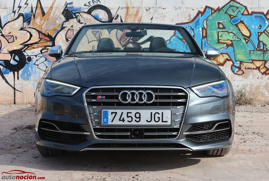 Prueba Audi S3 Cabrio 42