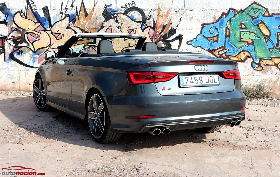 Prueba Audi S3 Cabrio 48