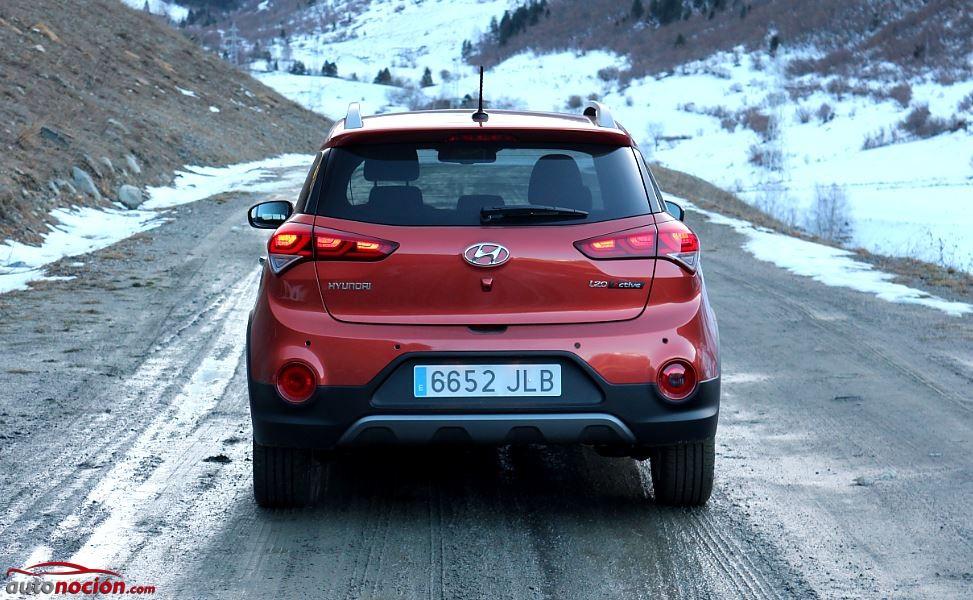 Prueba Hyundai i20 Active 29