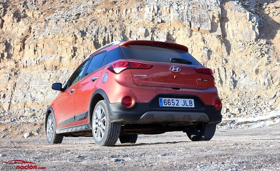Prueba Hyundai i20 Active 38