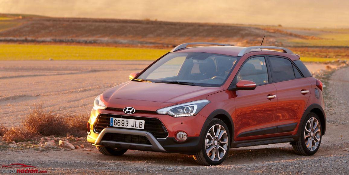 Prueba Hyundai i20 Active 40