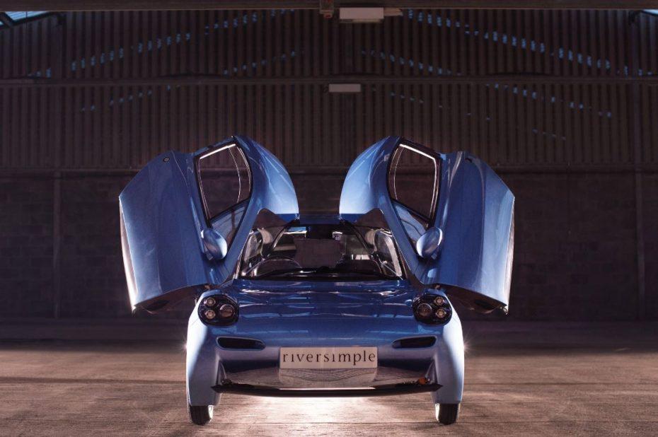 Ni híbridos ni eléctricos, Riversimple apuesta por un deportivo biplaza de hidrógeno