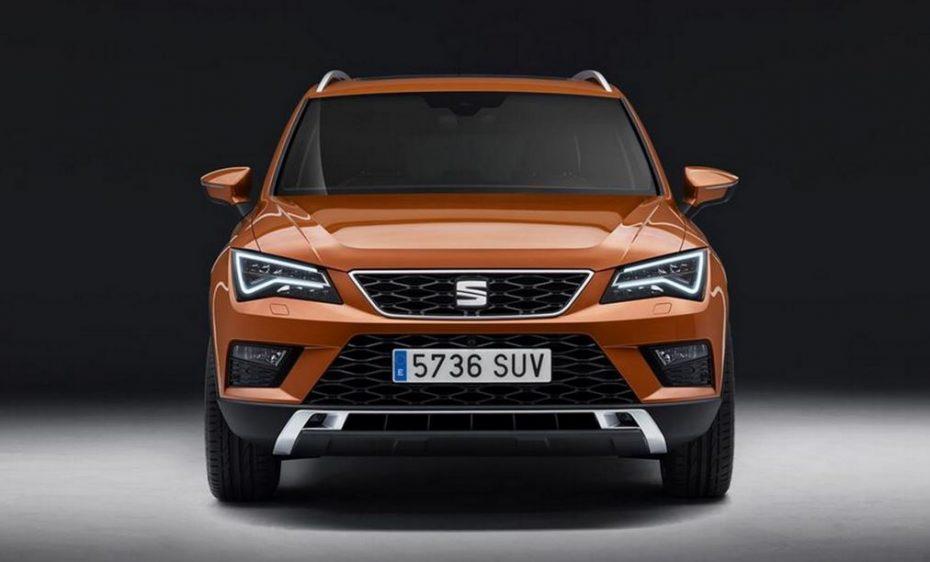 El SEAT Ateca podría tener versión Cupra: ¿Gasolina o diésel?