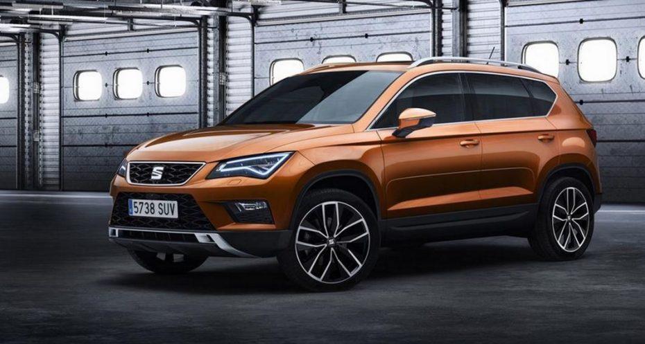 El nuevo SEAT Ateca partirá de los 17.800 € en España: Todo apunta que será un éxito