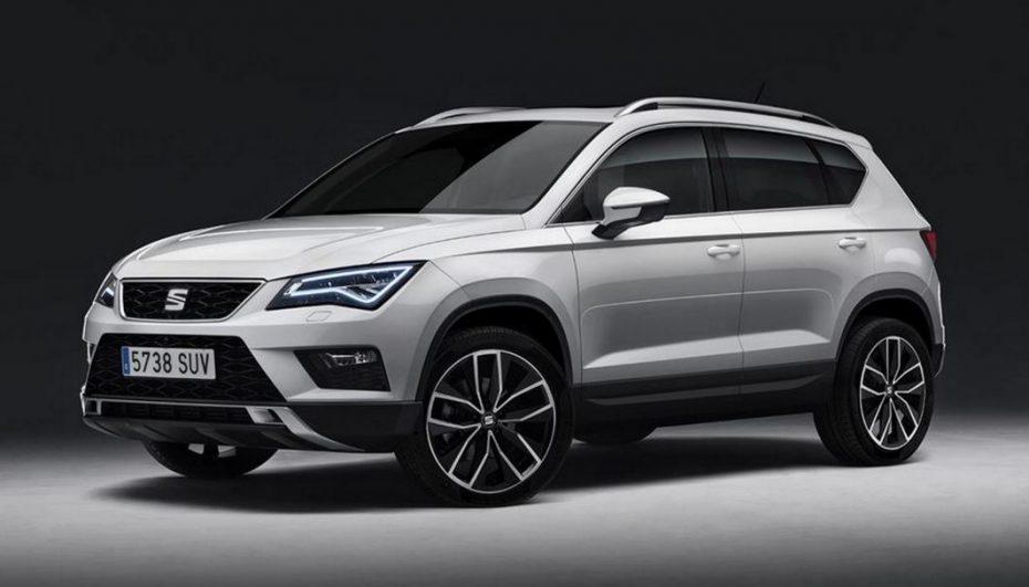 El SEAT Ateca ya es oficial: Todos los detalles del primer SUV de la firma española