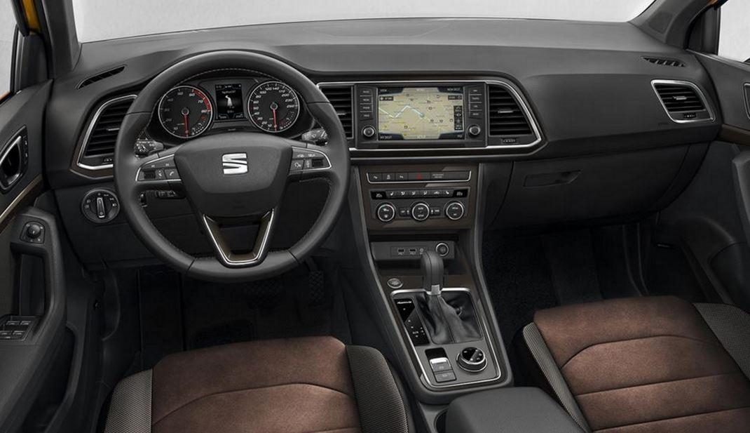 SEAT ATECA SUV 5
