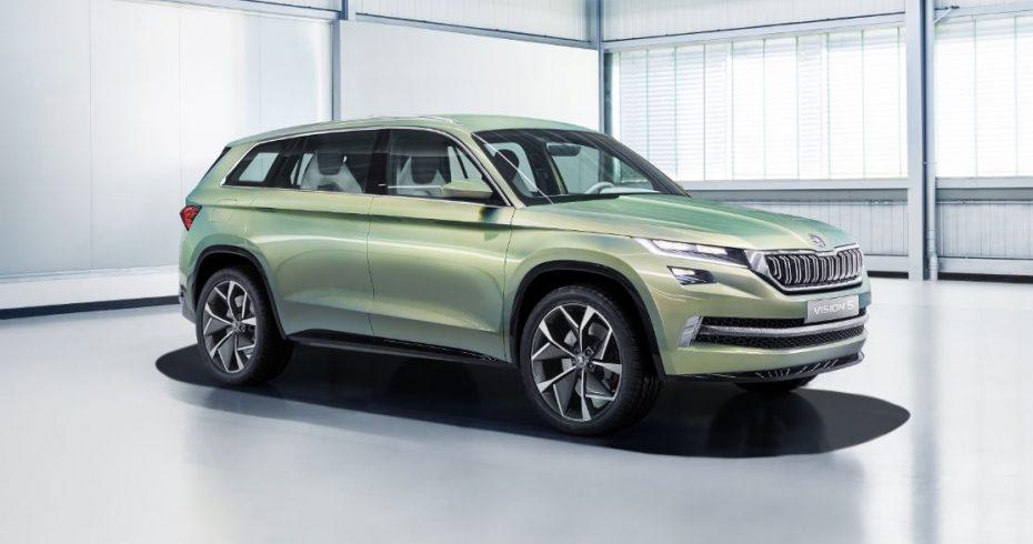 El Škoda Vision S debuta: Ojo a este SUV conceptual, la versión de calle será muy similar…