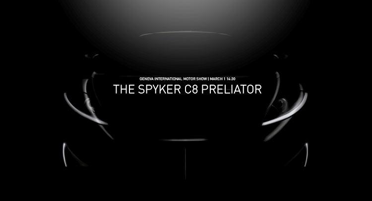 Spyker-C8-Preliator