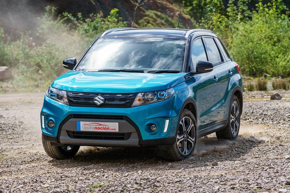 Concurso: Te invitamos a la Suzuki 4×4 Experience ¡Prueba el nuevo Vitara dentro y fuera del asfalto!