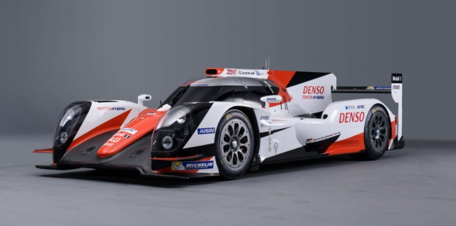 """Estos son los """"juguetes"""" con los que Toyota competirá en 2016"""