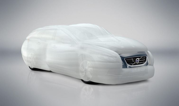 Ahora nos hablan de Airbags para el exterior del vehículo: Ojo a la idea…