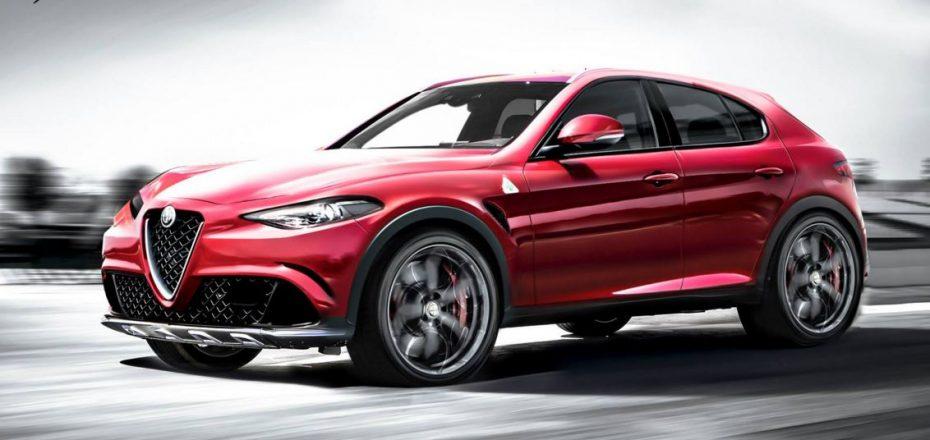 Los planes de Alfa Romeo continúan, ¡ya hay nombre y fecha para el primer SUV de la marca!