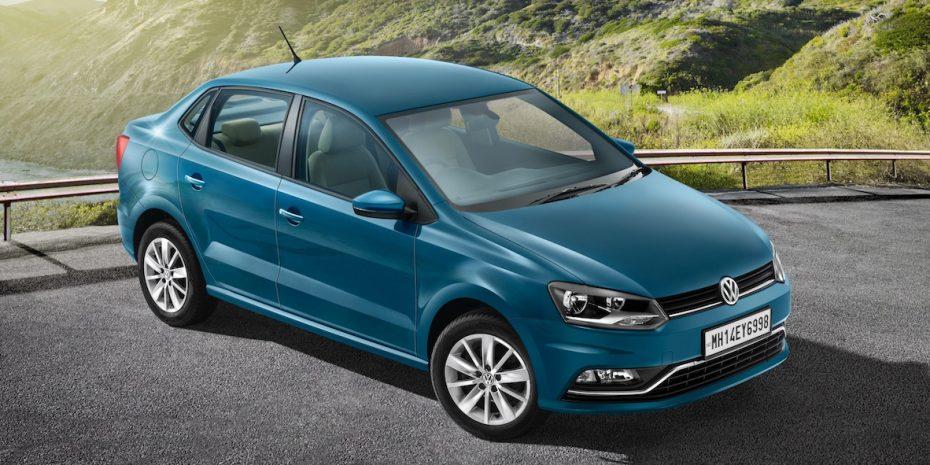 Así es el nuevo Volkswagen Ameo: Una berlina un tanto rara