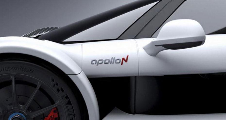 ApolloN: El desafortunado nombre que plantará cara al Bugatti Chiron