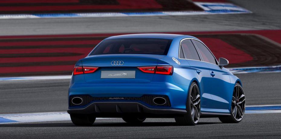 ¿Un Audi RS3 Sedán?, pues parece que finalmente sí que existirá…