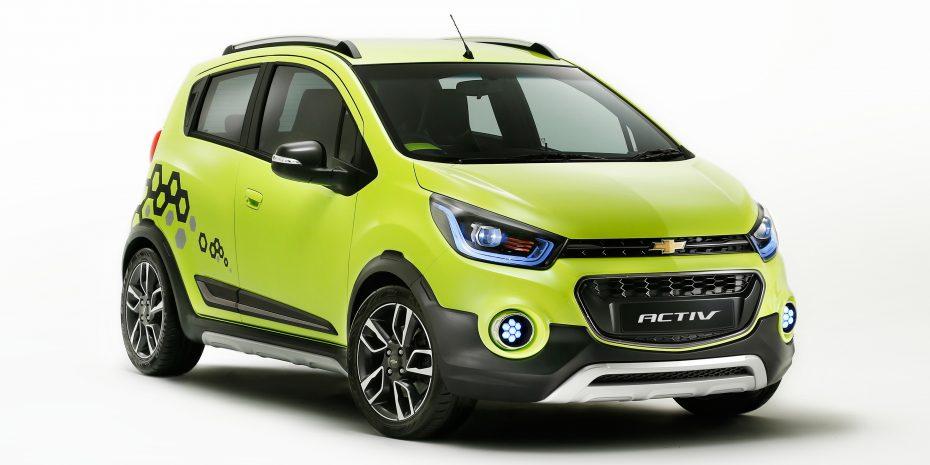 Así es el nuevo Chevrolet Beat Activ Concept: Una acertada actualización de nuestro Spark