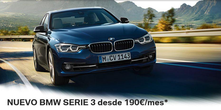 Hasta el 31 de marzo, todo un BMW Serie 3 por 25.500 €: Además es diésel y está muy equipado
