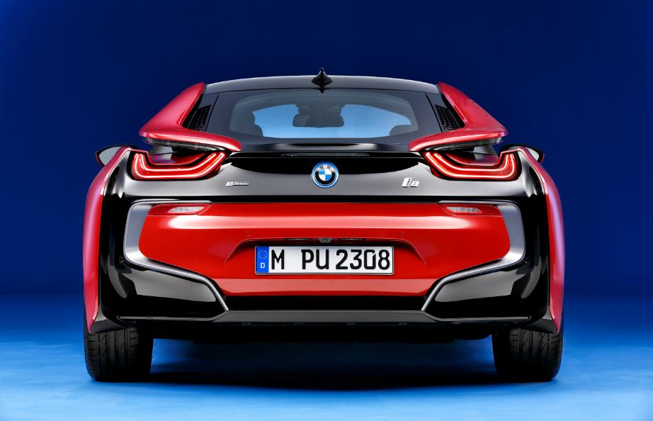 bmw i8 Protonic Red Edition 5