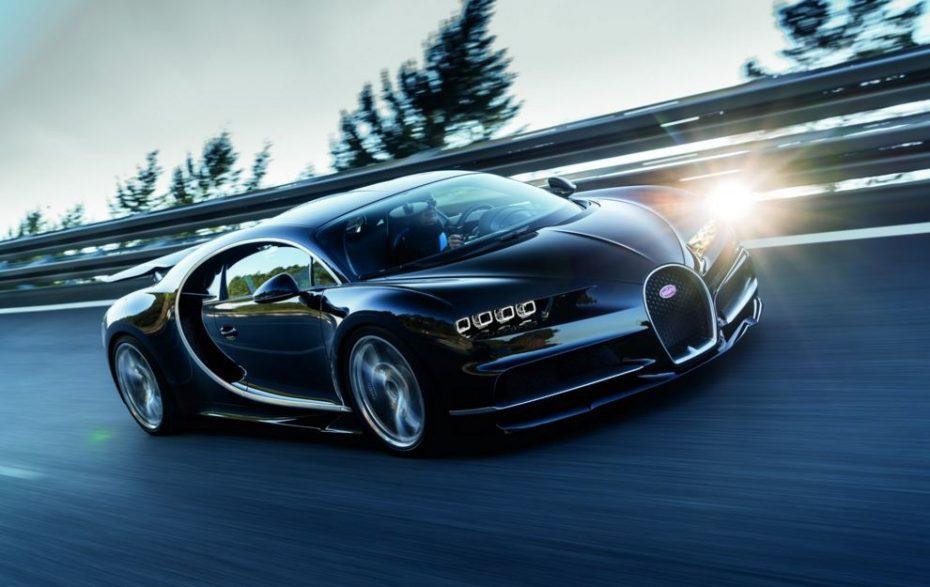 ¿Sabes por qué es imposible que el Bugatti Chiron alcance los 500 km/h? Te lo contamos