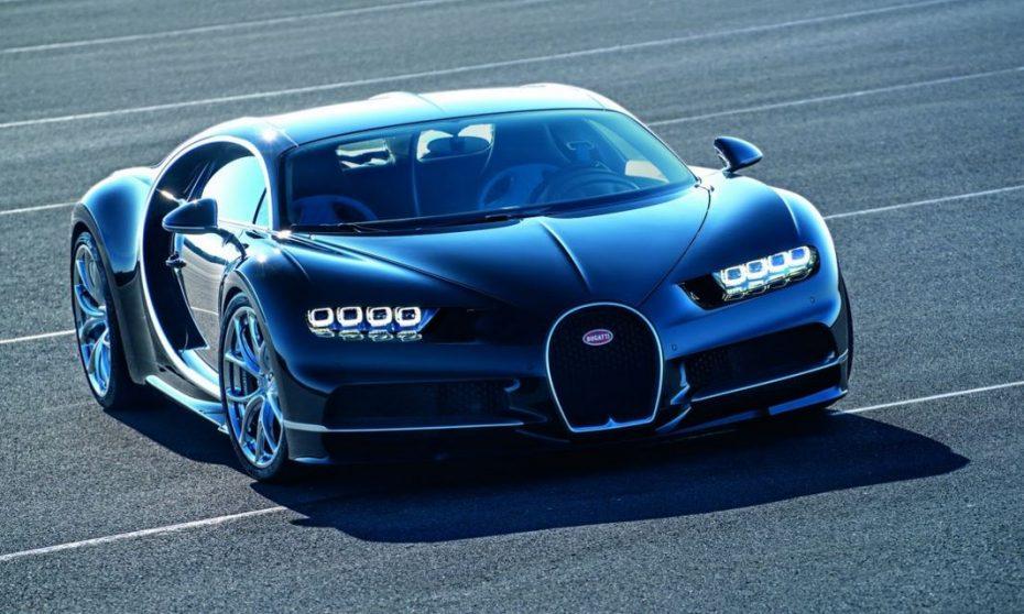 3 años de lista de espera y aún no puede probarse: A Bugatti se le «atasca» el Chiron