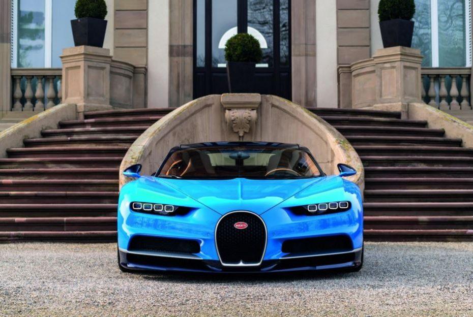 ¿Será el Bugatti Chiron un pozo sin fondo de pérdidas como lo fue el Veyron?