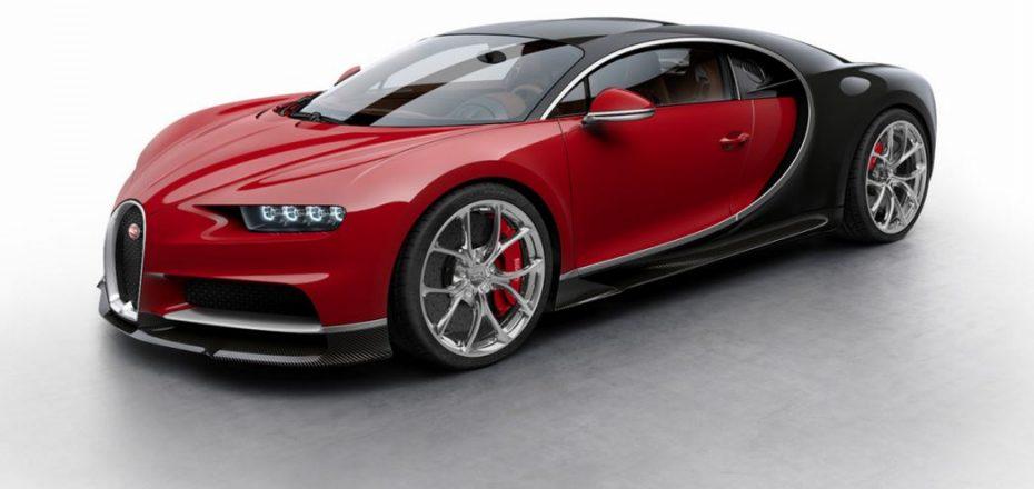 71 imágenes del Bugatti Chiron, incluida la del velocímetro que marca 500 km/h