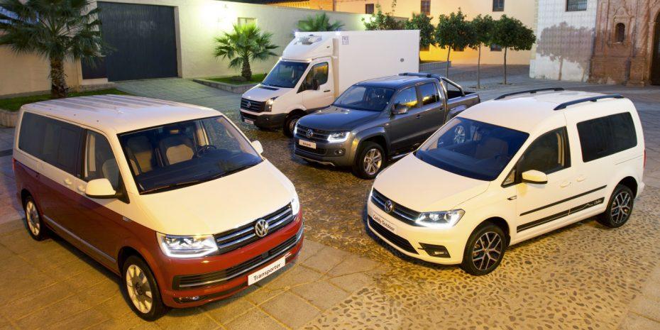 Presentación gama Volkswagen Vehículos Comerciales en Córdoba