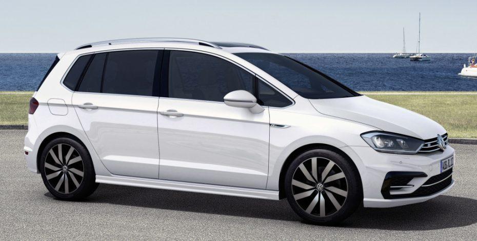 Nuevo Volkswagen Golf Sportsvan R-Line: Estética más dinámica para el monovolumen