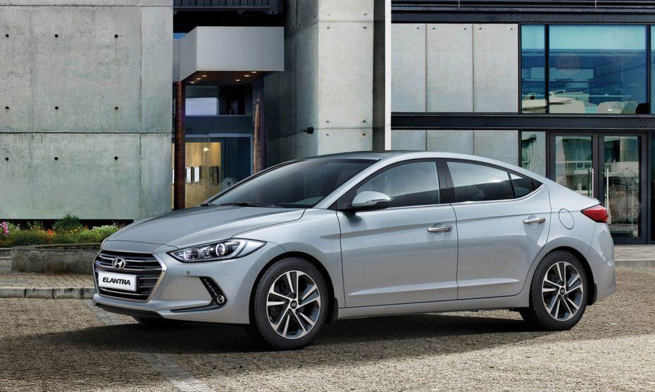 ¡¡¡Primicia!!! El nuevo Hyundai Elantra llega a España: Aterriza por fin con motor diésel
