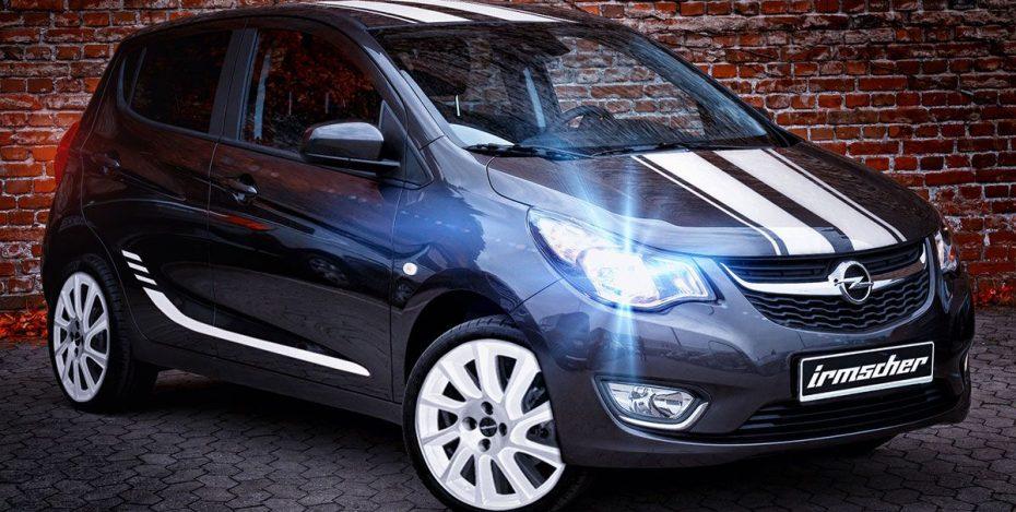 Nuevo Opel Karl «Race Edition»: Desarrollado por Irmscher