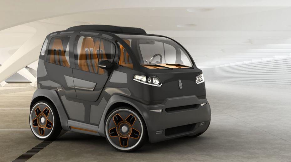 Este vehículo podría representar el futuro de las urbes, ¡y por 3.500 euros!