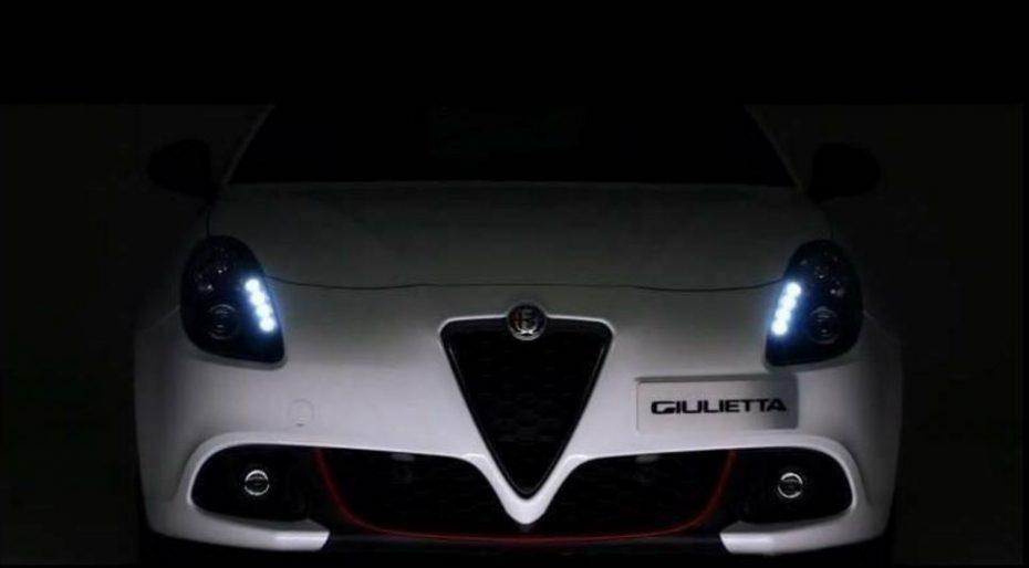 ¡Filtrado!: Estos son los cambios del Alfa Romeo Giulietta, ayúdanos con las diferencias…