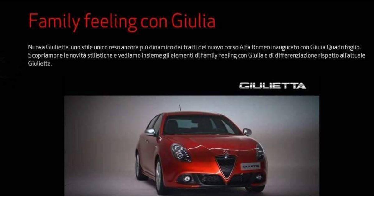 nuevo Giulietta 2016 facelift 6