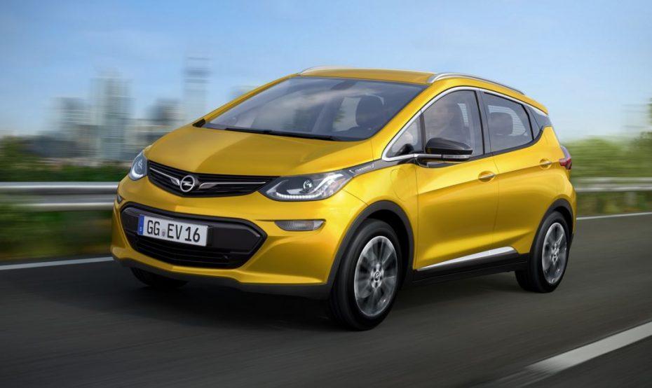 Ampera-e, la nueva apuesta eléctrica de gran autonomía de Opel