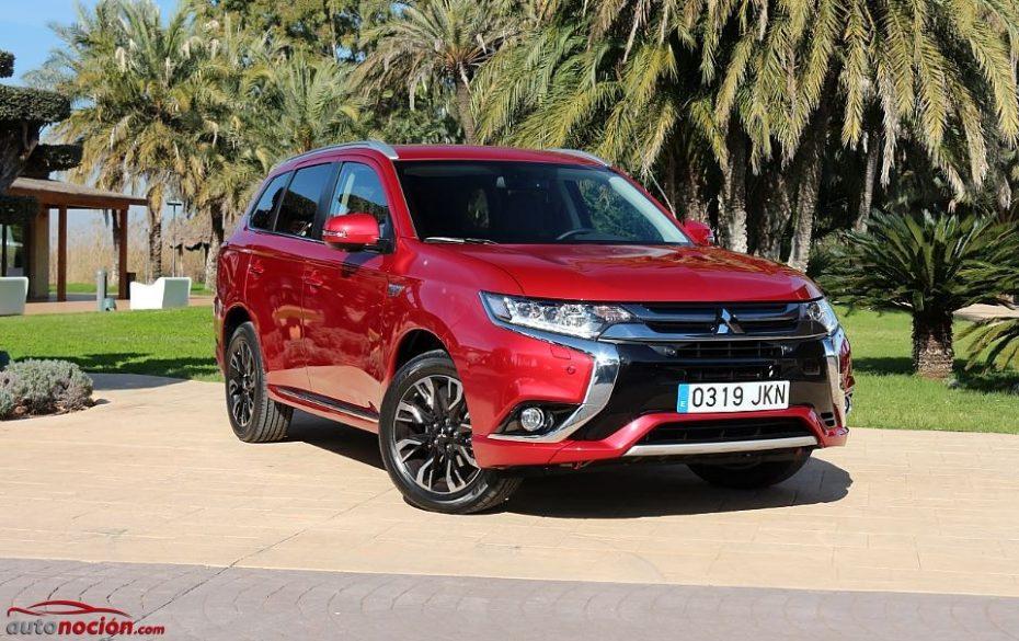 Contacto Mitsubishi Outlander PHEV: Lo mejor de dos mundos a un precio razonable