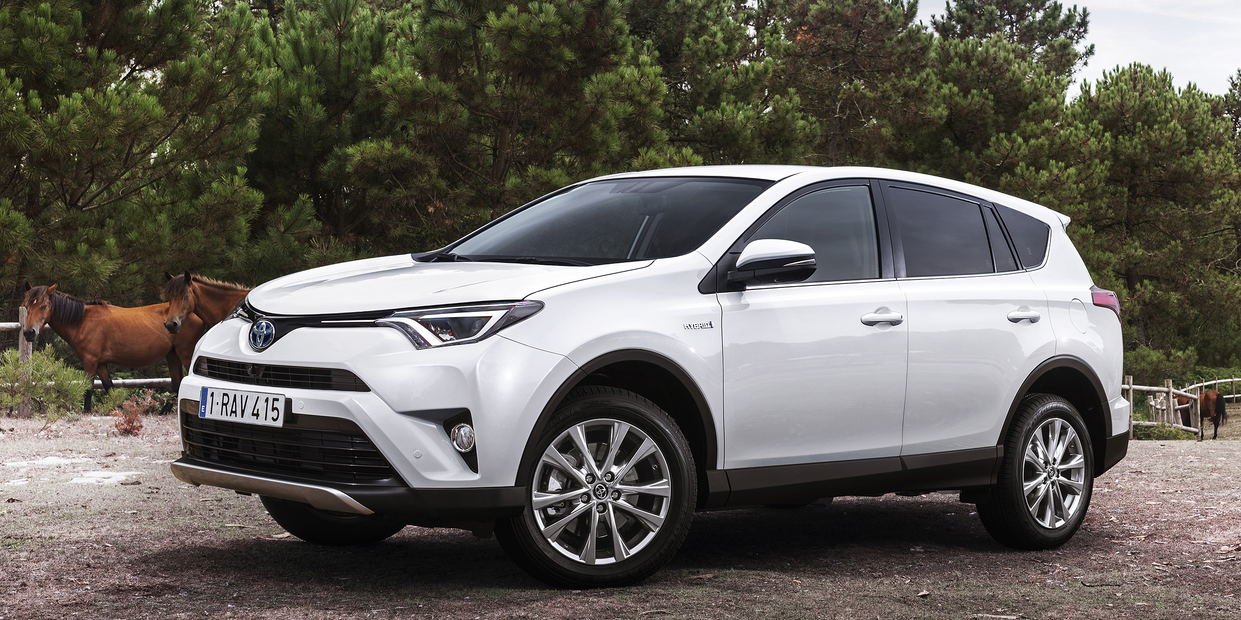 el toyota rav4 hybrid ya se puede reservar a la venta en una nica versi n. Black Bedroom Furniture Sets. Home Design Ideas