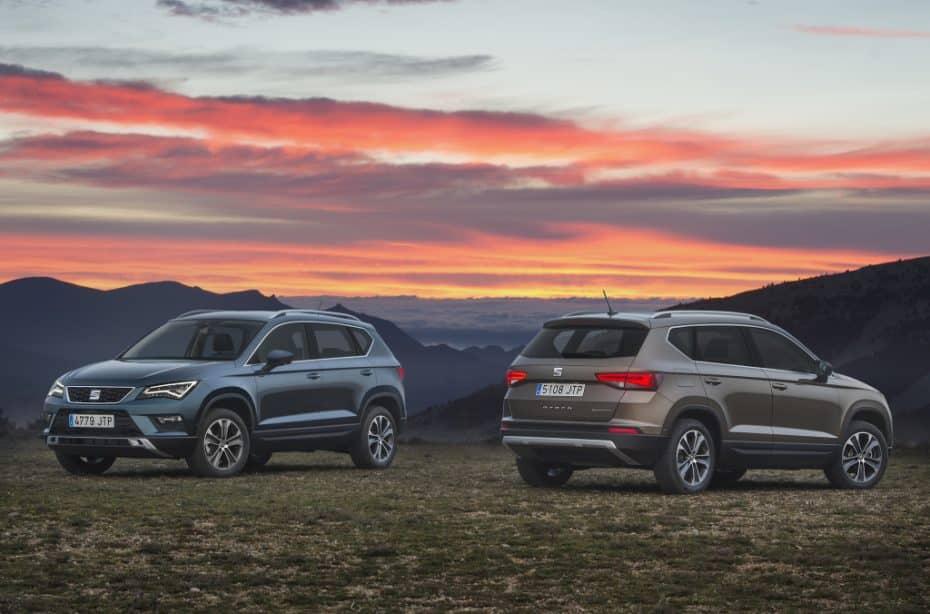 Todos los precios de la gama 2017 del SEAT Ateca: Ahora con cinco acabados