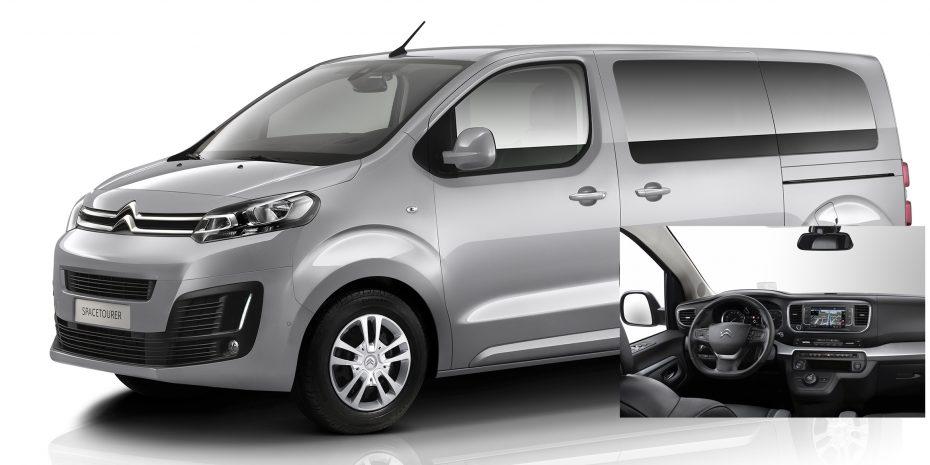 Nuevas imágenes del nuevo Citroën SpaceTourer: Así es por dentro