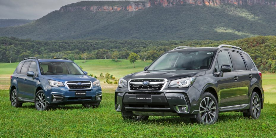 El renovado Subaru Forester ya está a la venta: Desde 25.100 €