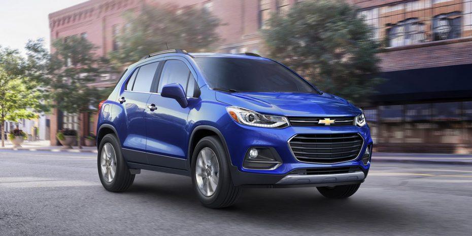 El Chevrolet Trax se pone al día: Más equipo y una estética diferenciada