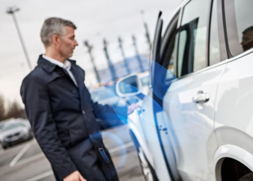 Volvo dice «no» a las llaves y mandos: ¡En 2017 estrena nuevo sistema!