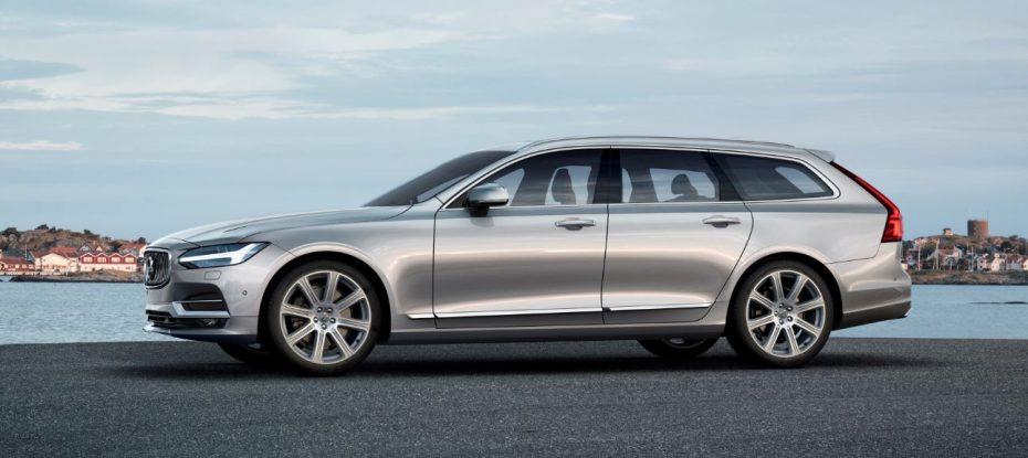 Los nuevos Volvo S90 y V90 ya tienen precio en Francia: Arrancan por encima de los 40.000 €
