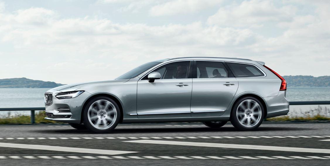 Todos los precios del Volvo V90 para España: Ahora sí, con detalle de equipamiento