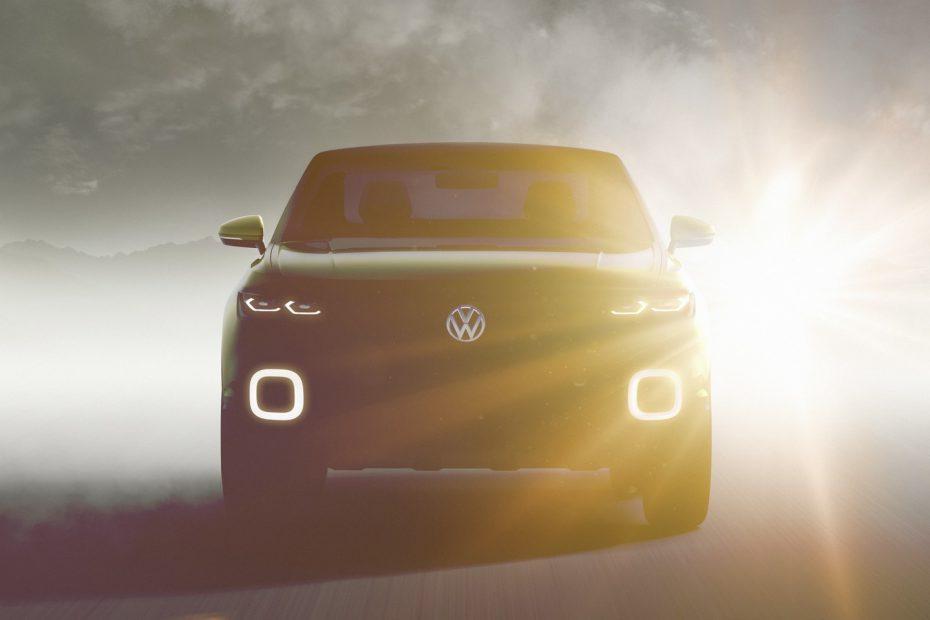 Volkswagen presentará en Ginebra un B-SUV: Aquí los tres primeros teasers