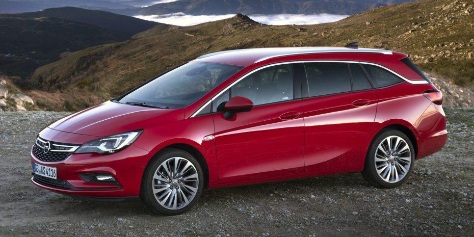 El Opel Astra Sports Tourer, ya a la venta en España: Aterriza también el 1.6 CDTI de 160 CV