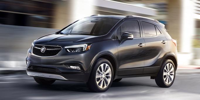 El Buick Encore estrena cara: Muy parecido a nuestro Opel Mokka