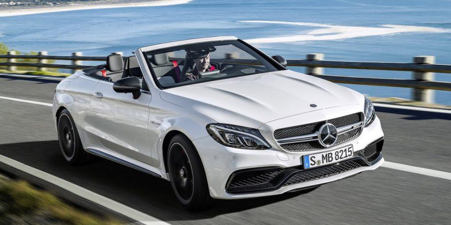 Ve la luz el Mercedes-AMG C63 Cabriolet: Hasta 510 CV para disfrutar al máximo