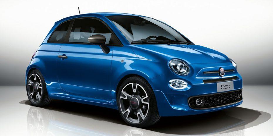 Así es el nuevo Fiat 500S: Un toque más deportivo para el renovado urbanita